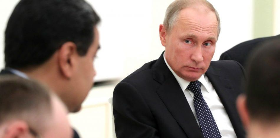 El Kremlin se acercaría a Guaidó para negociar la deuda bilateral / WIKIMEDIA
