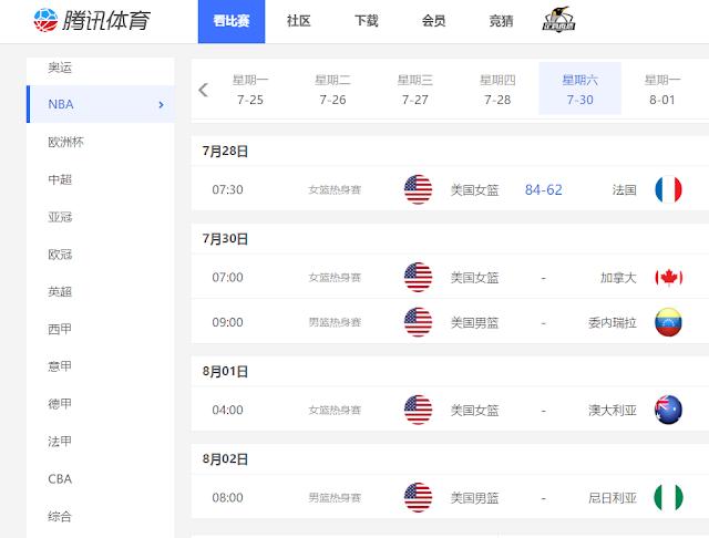 中國VPN看騰訊體育