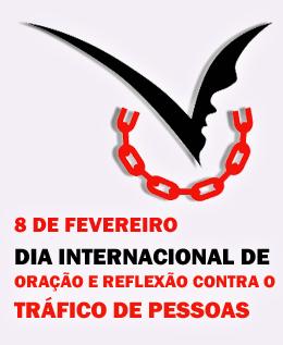 Resultado de imagem para Dia Mundial de Oração contra o Tráfico de Pessoas