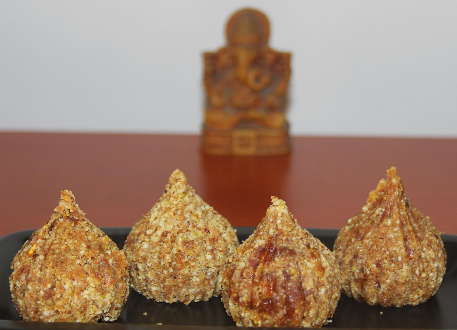 Image result for Dry Fruits Modak