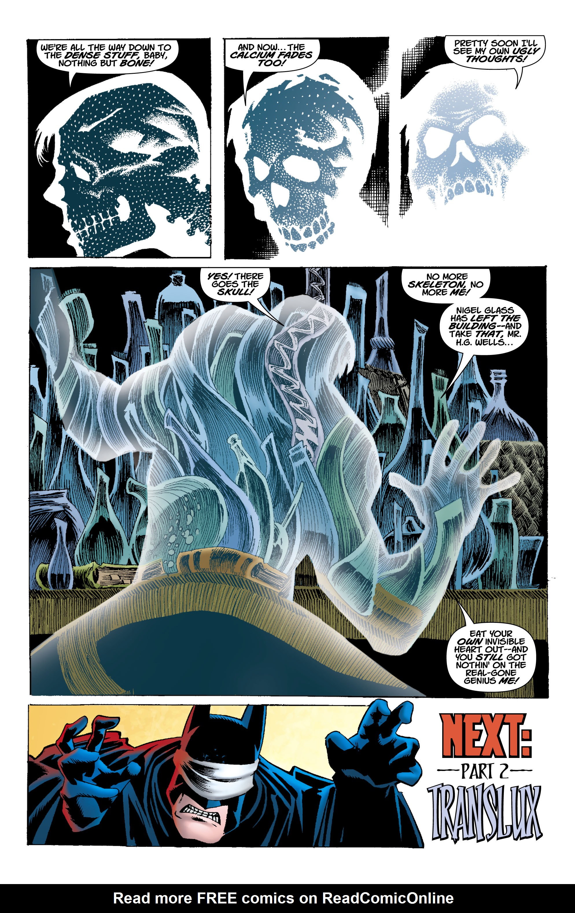 Read online Batman: Unseen comic -  Issue #1 - 23