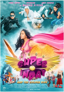 Super Inday and the Golden Bibe – review