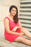 Shravya Reddy in Short Tight Red Dress Spicy Pics ~  Exclusive Pics 082.JPG