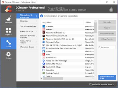 تحميل وتفعيل برنامج 5.36.0.6278 CCleaner professional plus