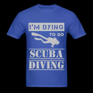 Scuba Diving T-Shirts Buying Tips