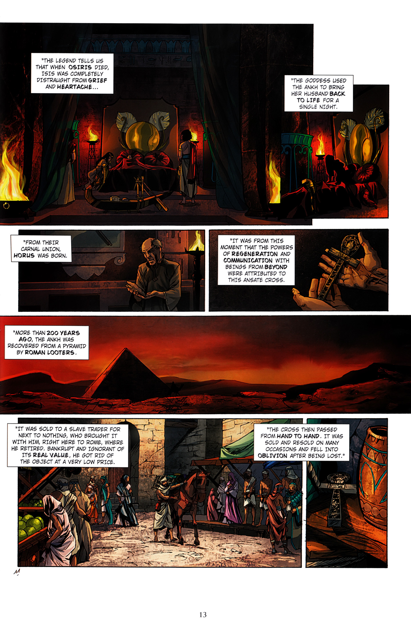 Read online Assassin's Creed (2012) comic -  Issue #3 - 17