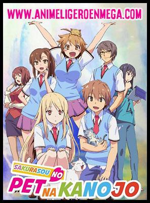 Sakurasou no Pet na Kanojo: Todos los Capítulos (24/24) [MEGA - Google Drive] BD HDL