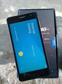Download Firmware Hisense C20 KINGKONG 2