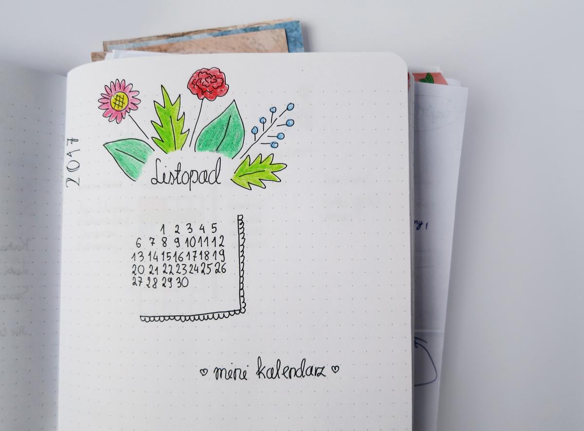 Jak zagospodarować pusty notes? Bullet Journal