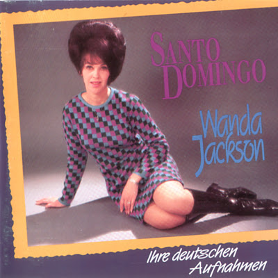 Wanda Jackson Santo Domingo / Stupid Cupid
