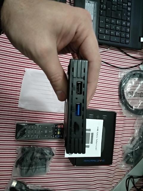 EACHLINK H6 Mini TV Box
