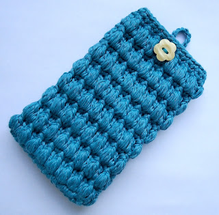 Stitch Of Love Lovely Cell Phone Cozies