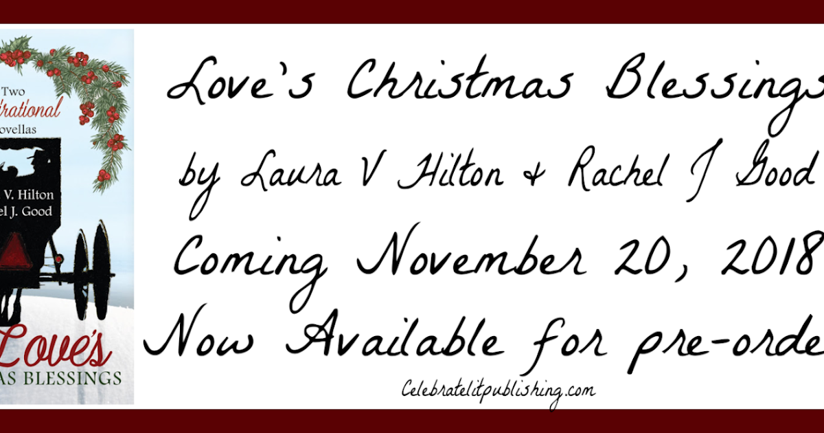 Whispers in Purple: Love\'s Christmas Blessings ~ Laura Hilton ...