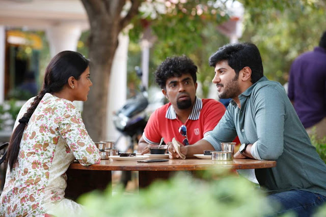 Jomonte Suvisheshangal Movie Working Stills