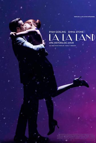 La ciudad de las estrellas (La La Land) (2016) 4K (Latino-Inglés)