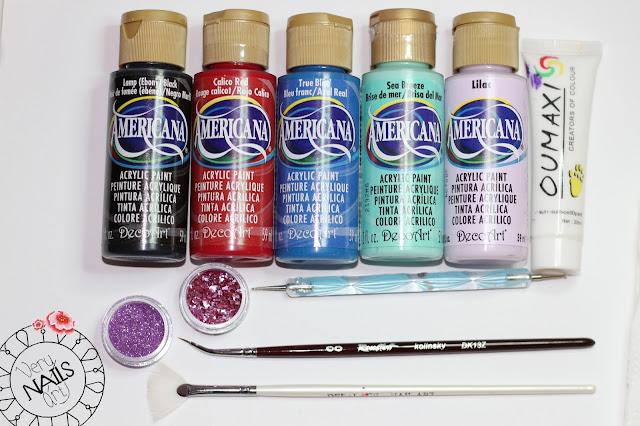pintura-acrílica-americana