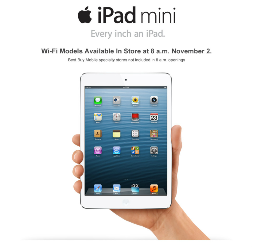 Where To Buy Ipad Mini In Canada