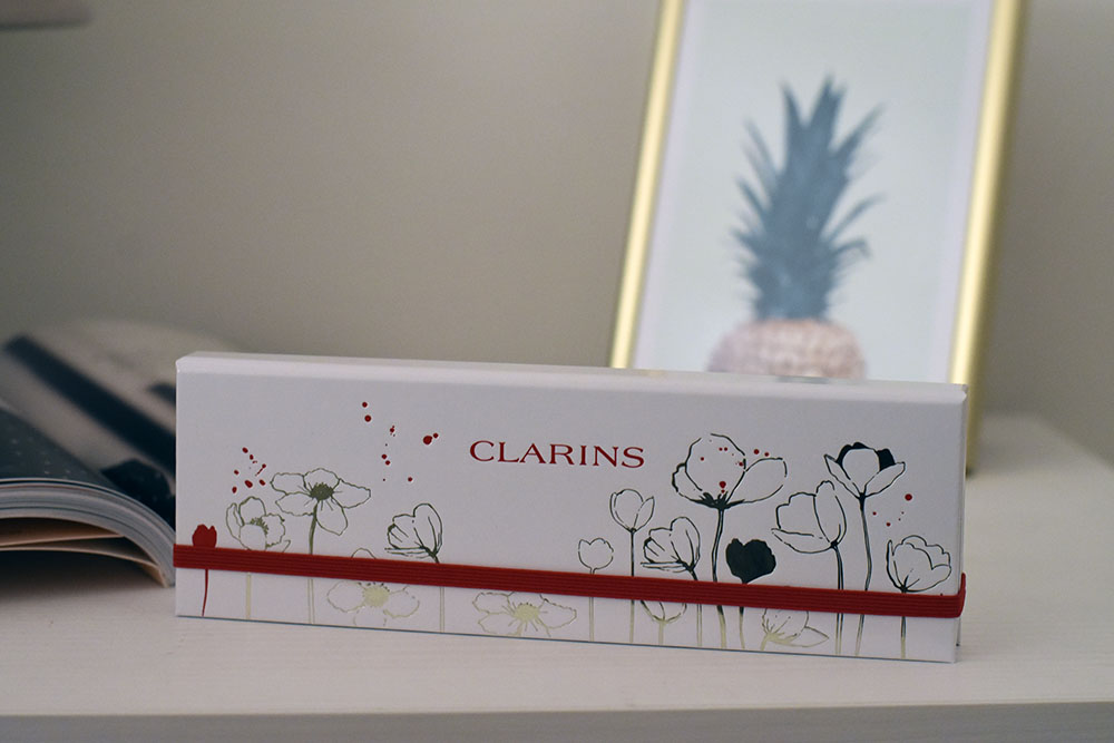 palette limited edition clarins