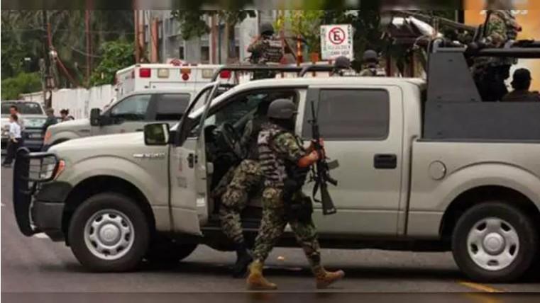 """Cártel del Noreste advierte """"guerra"""" en Tamaulipas y amenaza de muerte a Alcalde de Nuevo Laredo."""