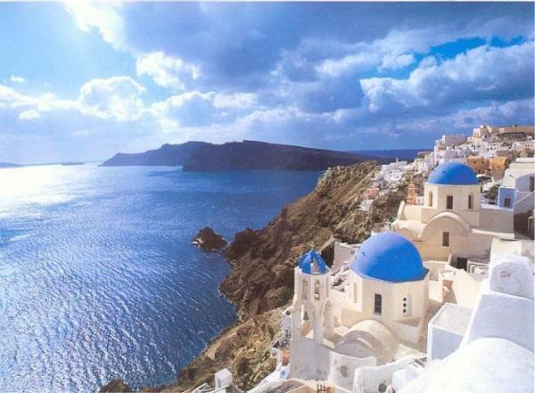 La grecia santorini grecia mare vacanze viaggi for Grecia vacanze
