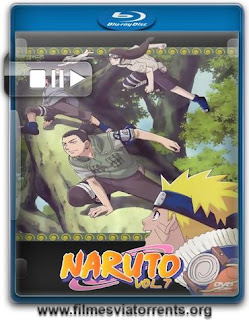 Naruto 7ª Temporada Torrent - BluRay Rip