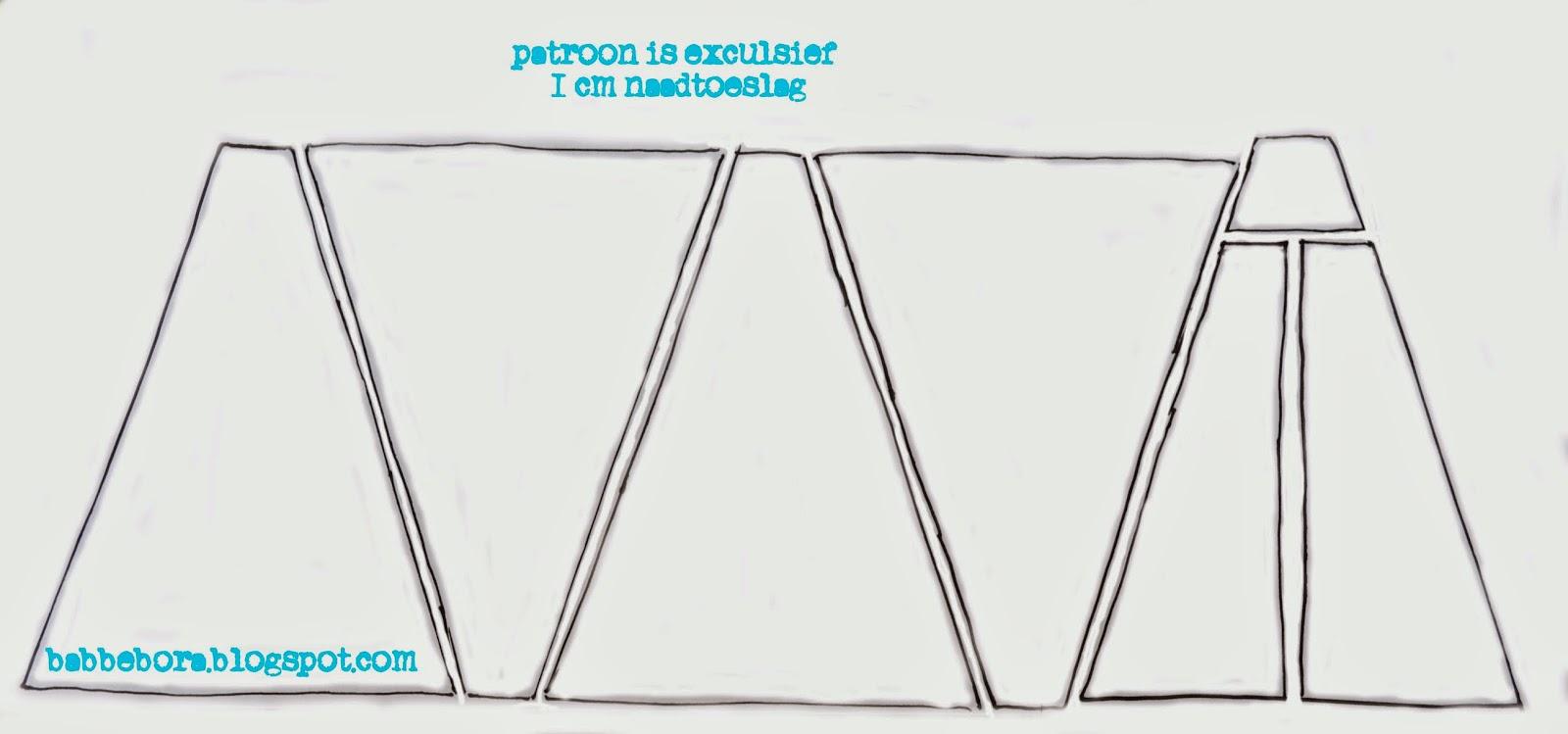 New DIY tipi tent — bij boef+mop #WU93