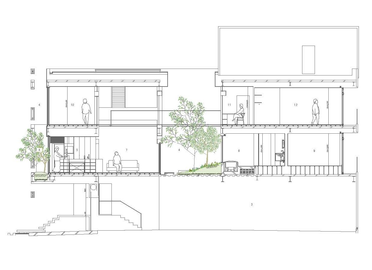 Height Of A House Uid Architects A F A S I A