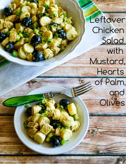 Paleo Hearts of Palm Salad