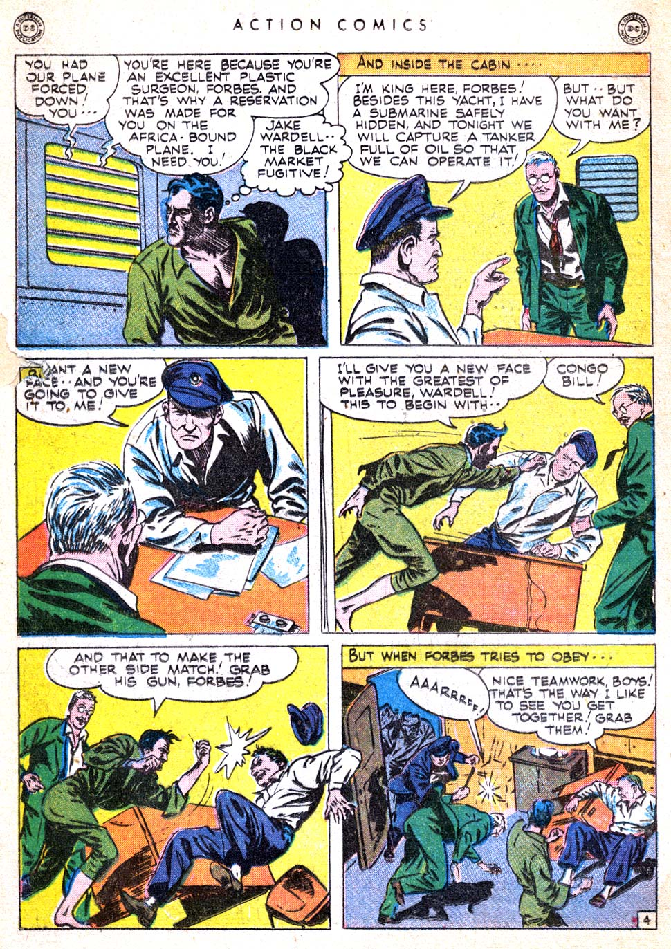 Read online Action Comics (1938) comic -  Issue #103 - 28