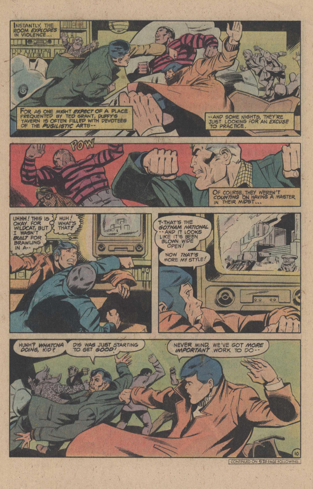 Read online All-Star Comics comic -  Issue #70 - 16