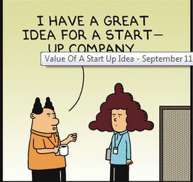 Idee Startup
