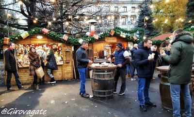 Sofia mercatini di Natale