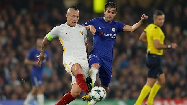 Jelang Liga Champions: Menjamu Chelsea, Roma Dibayangi Memori Indah 2008/2009