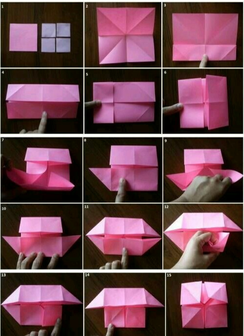 How to make paper photo frame, image & video ~ Crazzy Craft