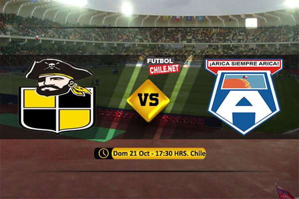 Mira Coquimbo Unido vs San Marcos de Arica en vivo y online por la Primera División