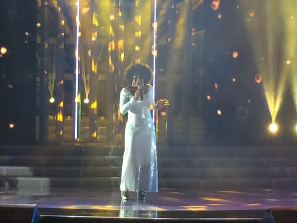 "‪Nyoy as Whitney Houston - ""I'll Always Love You"""