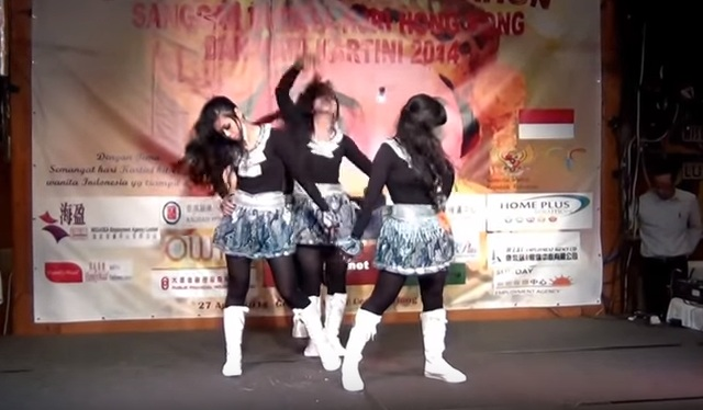 Asal Usul Senam Poco-Poco Beserta Video Klip Ala Dancer Seksi Modern Paling Kreatif