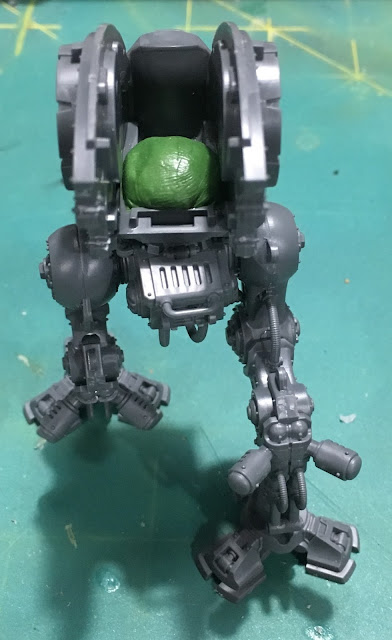 Magnetizing the Armiger Warglaive