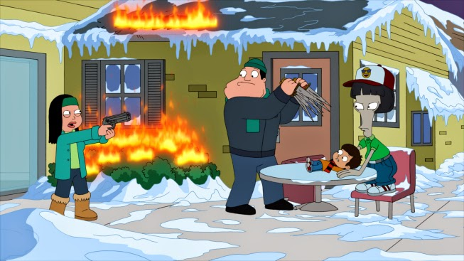 American Dad Christmas Episodes.Tv Lover Family Guy American Dad The Cleveland Show Top