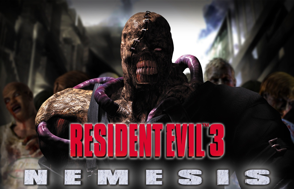 Resident Evil 3 Nemesis PC Download Poster