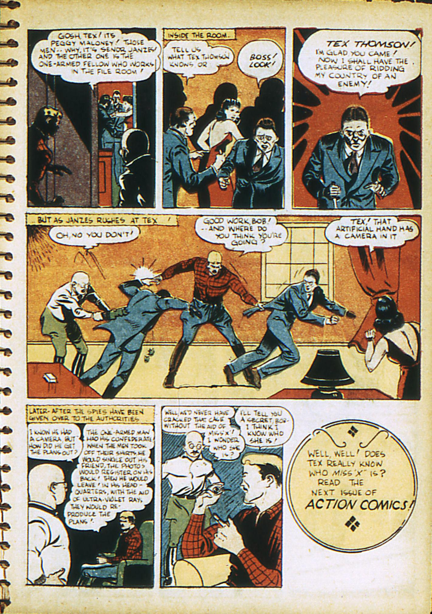 Action Comics (1938) 29 Page 45