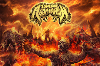 TOWERING ABOMINATION - Pits Of Malebolge (EP 2017)  REVIEW .....SOON!!!