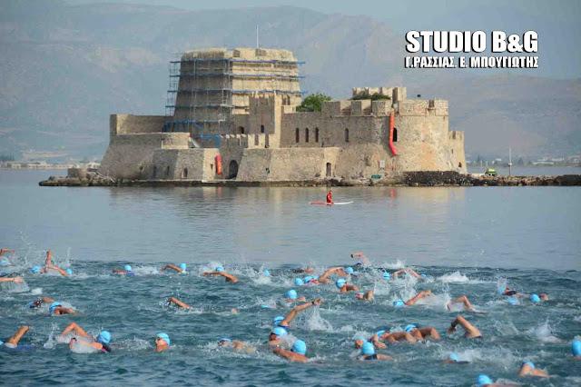 Ο Δήμος Ναυπλιέων και το Nafplio Energy Triathlon στo Greek Travel Show