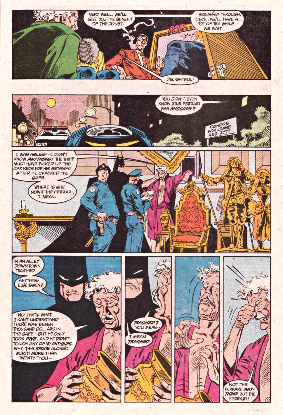 Detective Comics (1937) 601 Page 9