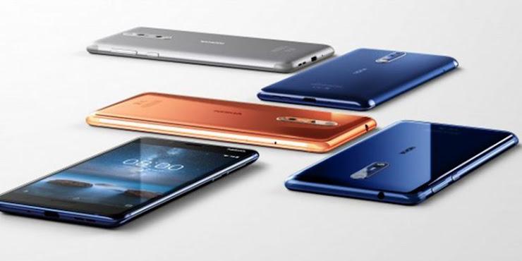 Nokia Akan Rilis Handphone Versi Layar IPS 5,3 Inchi