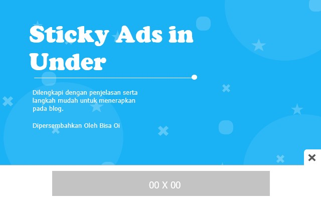 Cara Memasang Unit Iklan Adsense Page-Level Ads Terbaru