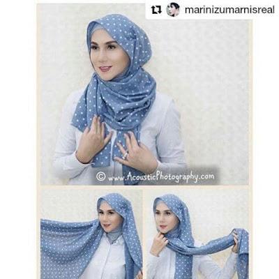 Hijab Ala Zoya Vs Elzatta Terbaru Mana Favoritmu Tutorial Hijab Ffhdwall Com