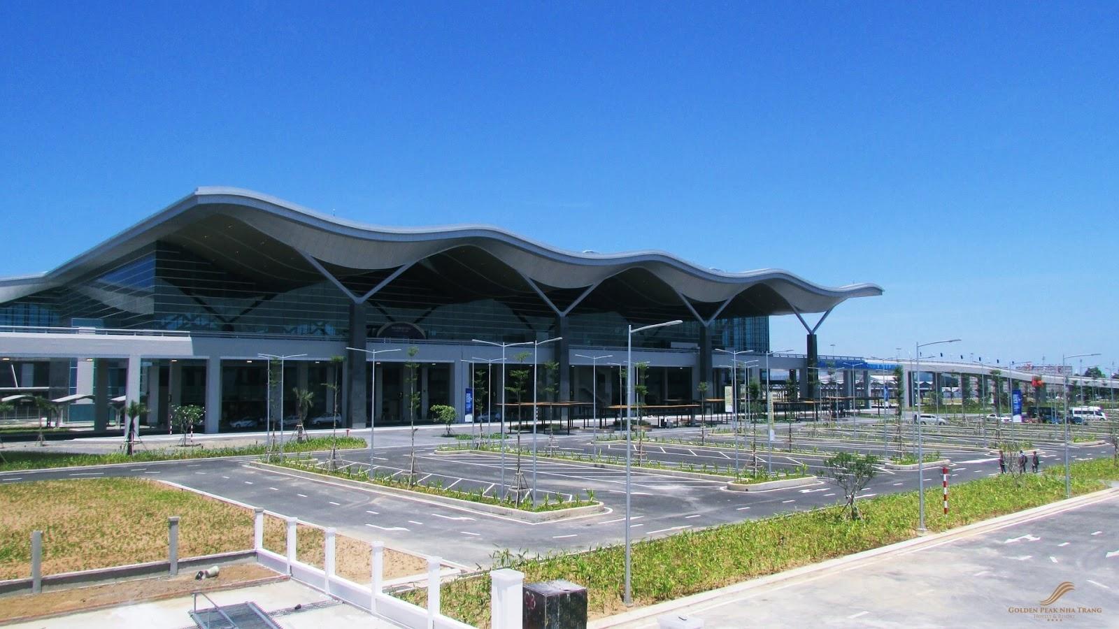 Khánh thành nhà ga quốc tế T2 Cam Ranh