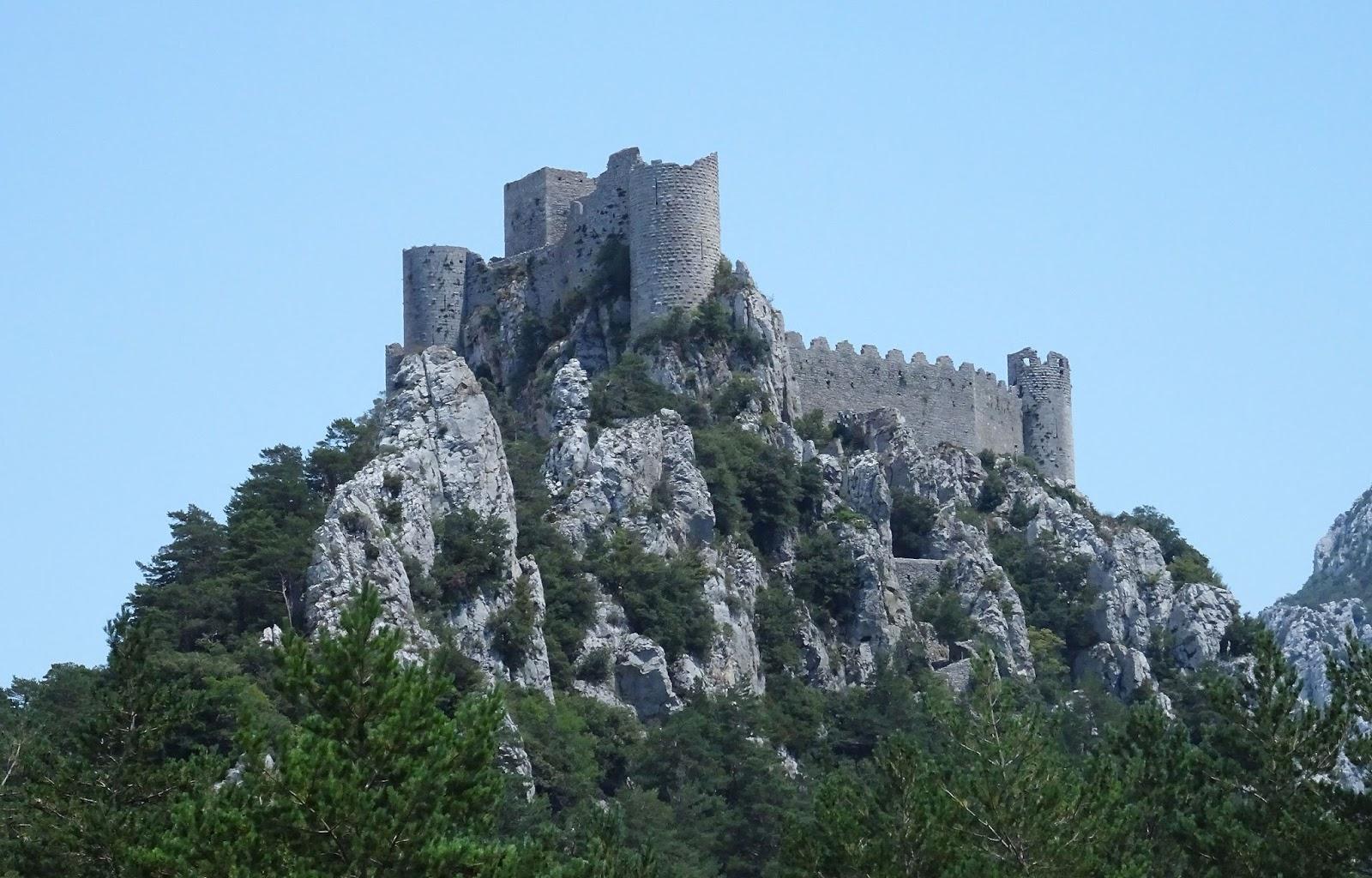 Château de Puilaurens - Aude - France