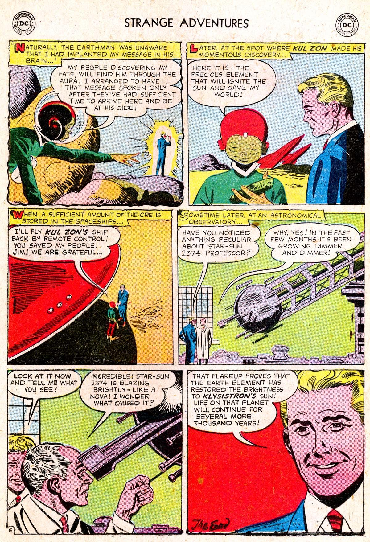 Strange Adventures (1950) issue 88 - Page 24